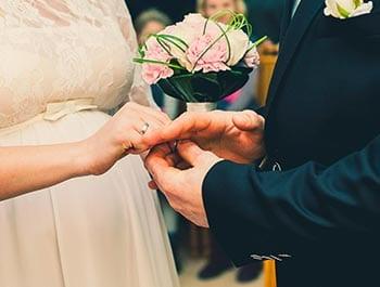 Bruiloften / Feesten